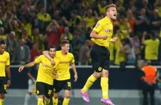Borussia Dortmund Dominate Arsenal FC