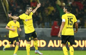 Henrikh Mkhitaryan: I already am at one of the big clubs in Europe