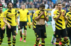 BMG - BVB: Another wasted chance!
