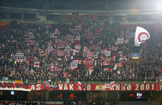 Security in stadiums: The Netherlands - a dead hooligan and combi tickets